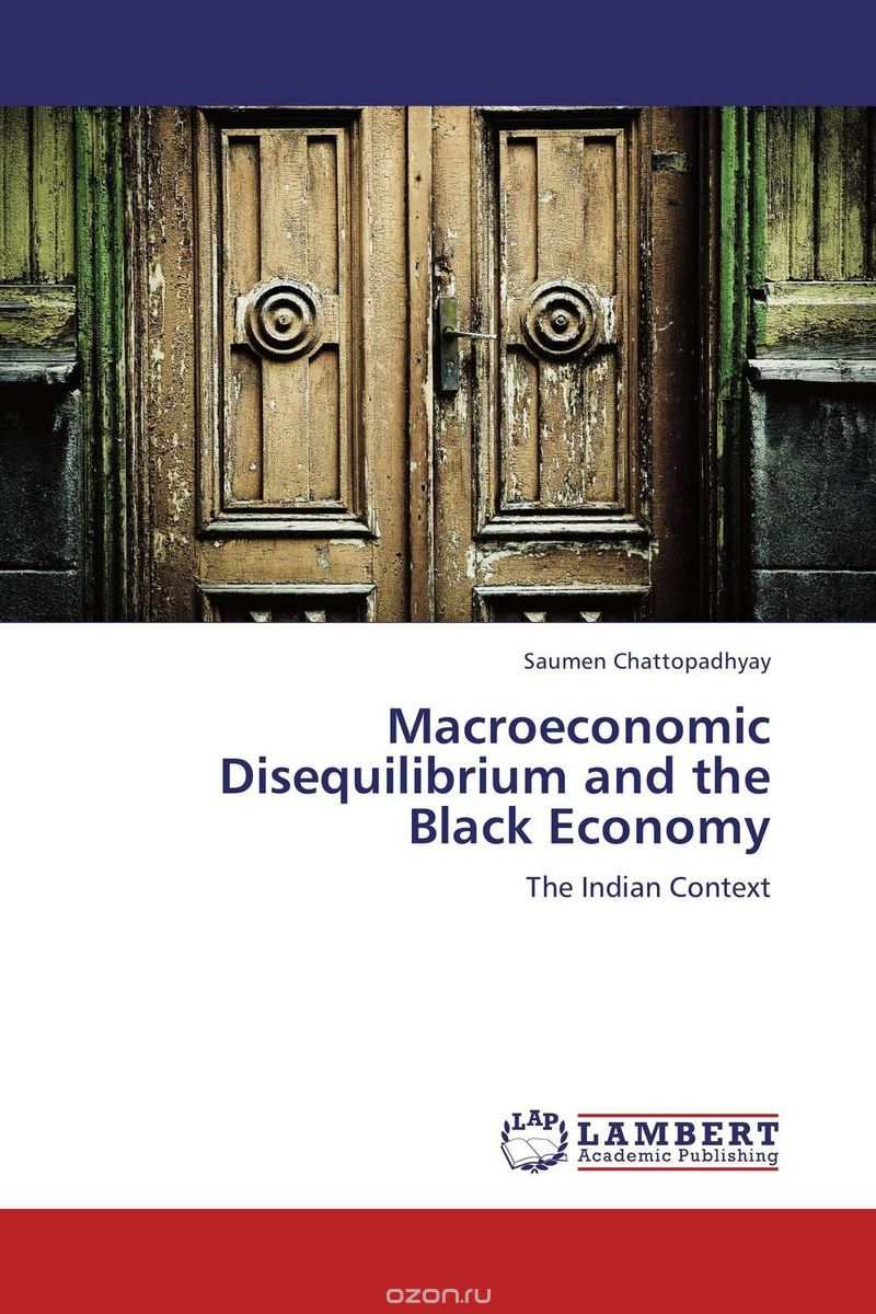 "Скачать книгу ""Macroeconomic Disequilibrium and the Black Economy"""