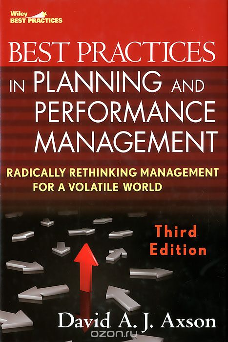 "Скачать книгу ""Best Practices in Planning and Performance Management: Radically Rethinking Management for a Volatile World"""